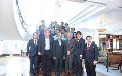 TJO Agriculture タイのCEと提携